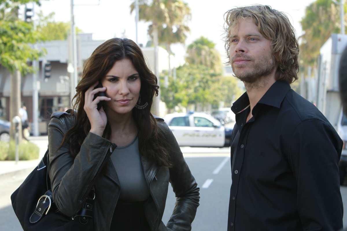 why did deeks leave ncis los angeles