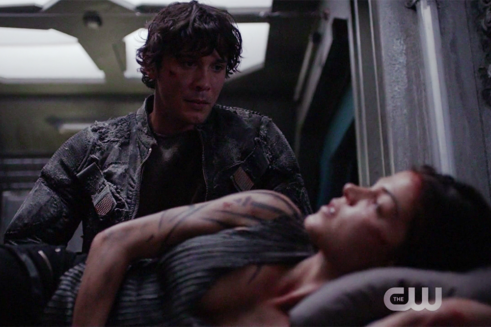 The 100: 8 Most Emotional Moments from