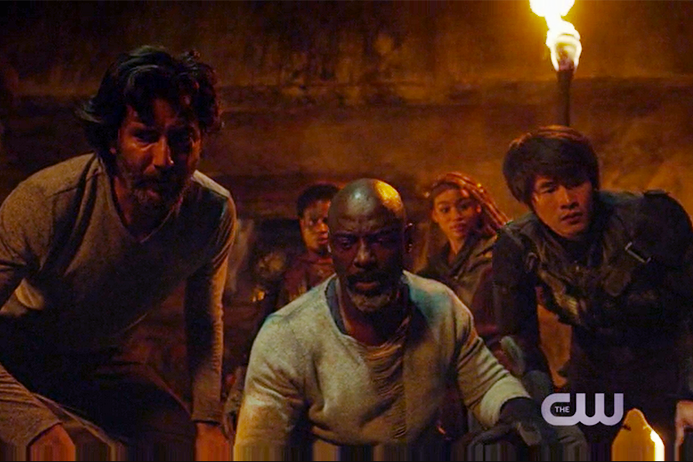 The 100 Review: God Complex (Season 4 Episode 8) | Tell-Tale TV