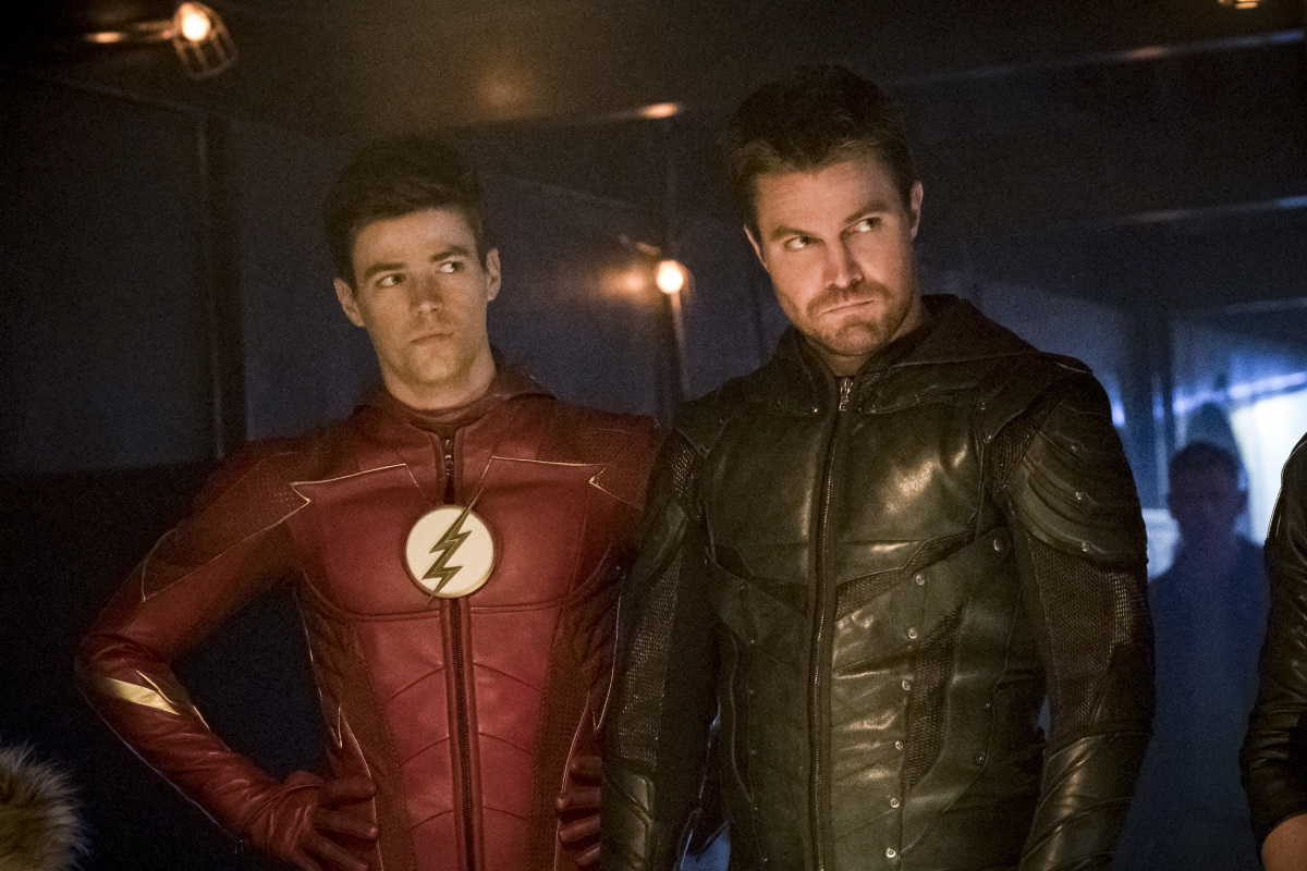 Quiz: Are you an Arrowverse Expert? | Tell-Tale TV