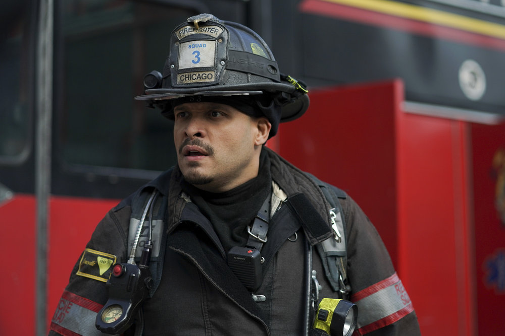 Joe Minoso on the Emotional 'Chicago Fire' Fall Finale and