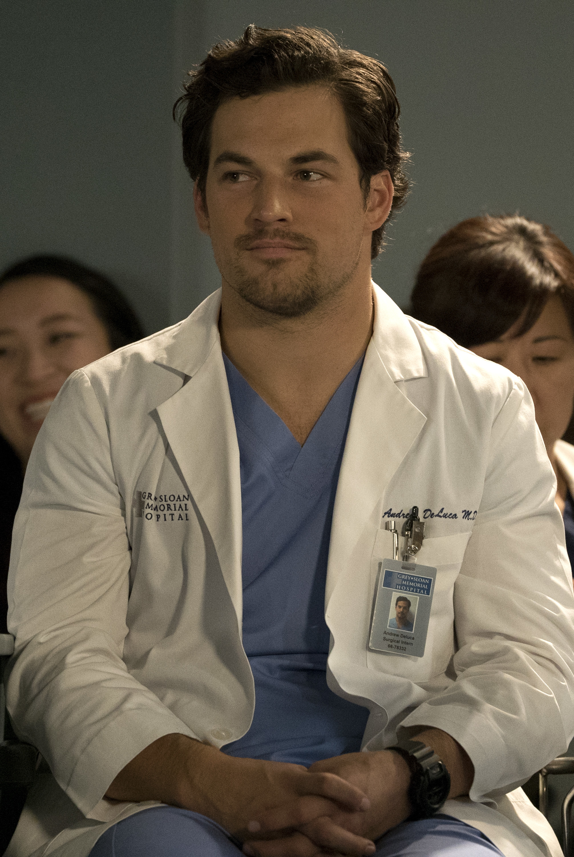 andrew greys anatomy cast - HD 2000×2982