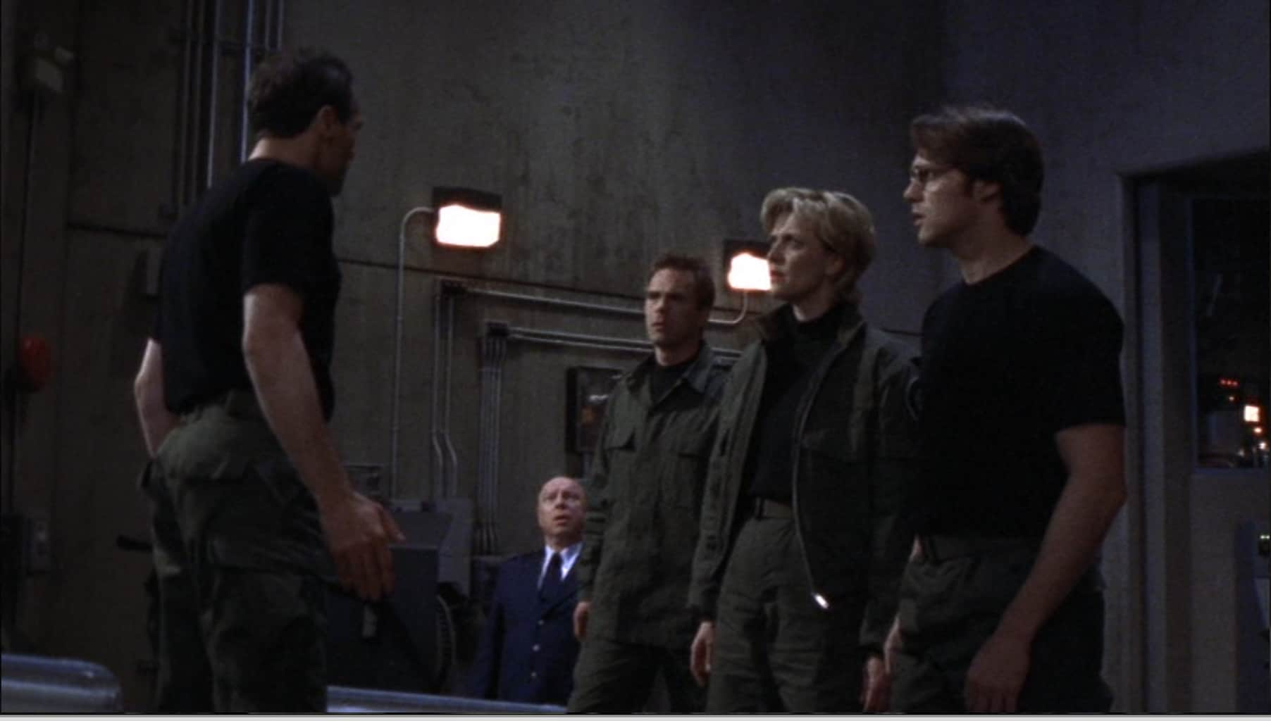 Stargate: SG-1 Re-Watch: The Enemy Within (Season 1 Episode
