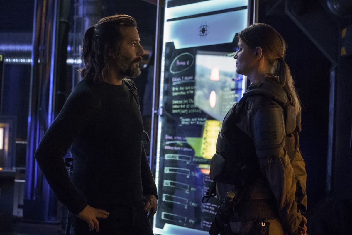 The 100 Review: How We Get to Peace (Season 5 Episode 8