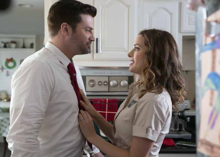 A Christmas Switch Review: UPtv's Holiday Movie is a Treat