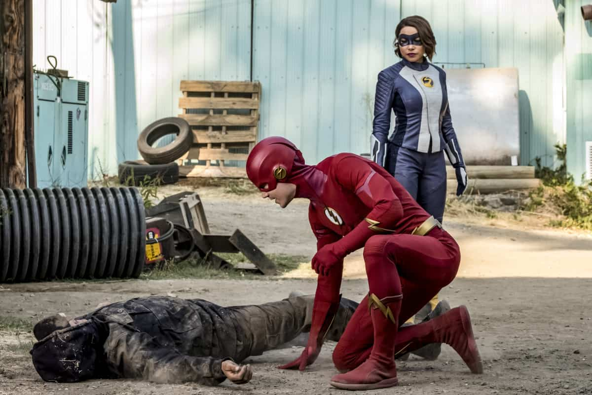 The Flash Review: The Death of Vibe (Season 5 Episode 3