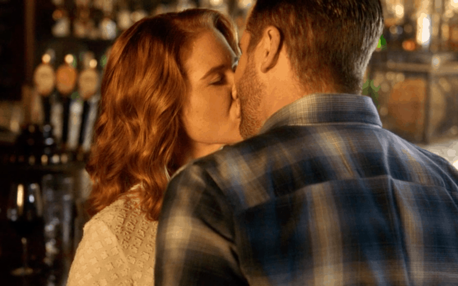 Christmas Pen Pals Review: Sarah Drew Brings a Spark to Her