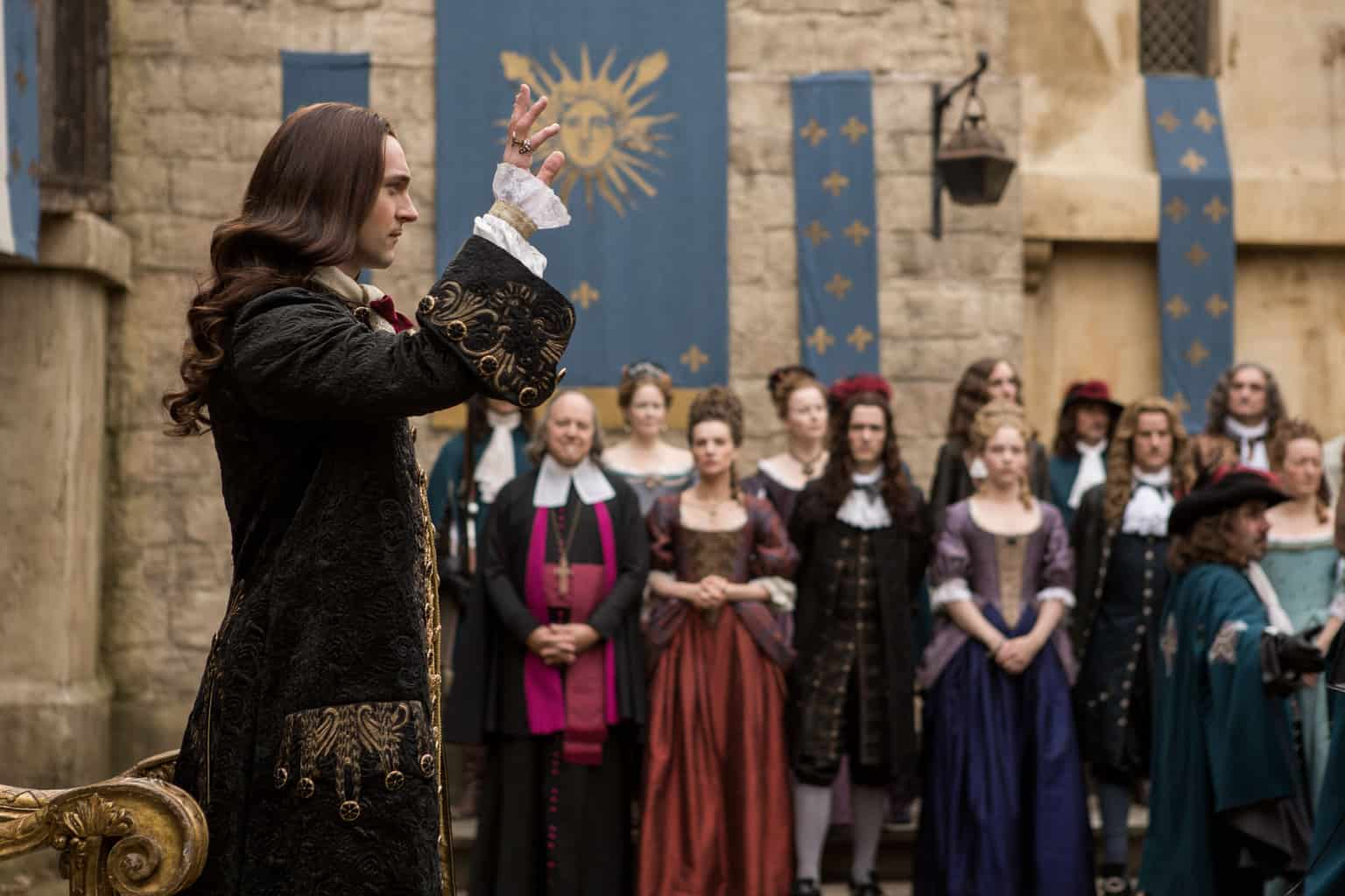 Versailles Review: The Legacy (Season 3 Episode 10) | Tell