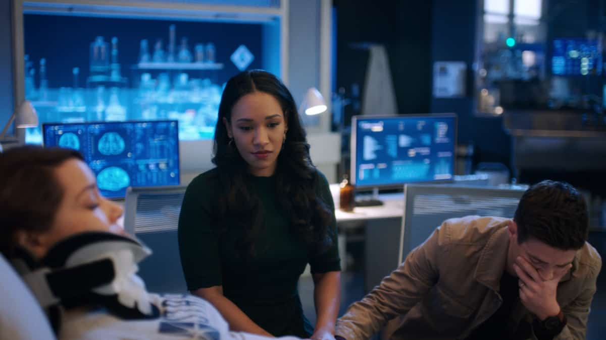 Preview — The Flash Season 5 Episode 11: Seeing Red   Tell