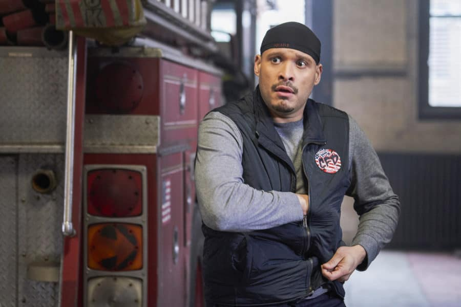 Chicago Fire / Chicago P D  Crossover Review:
