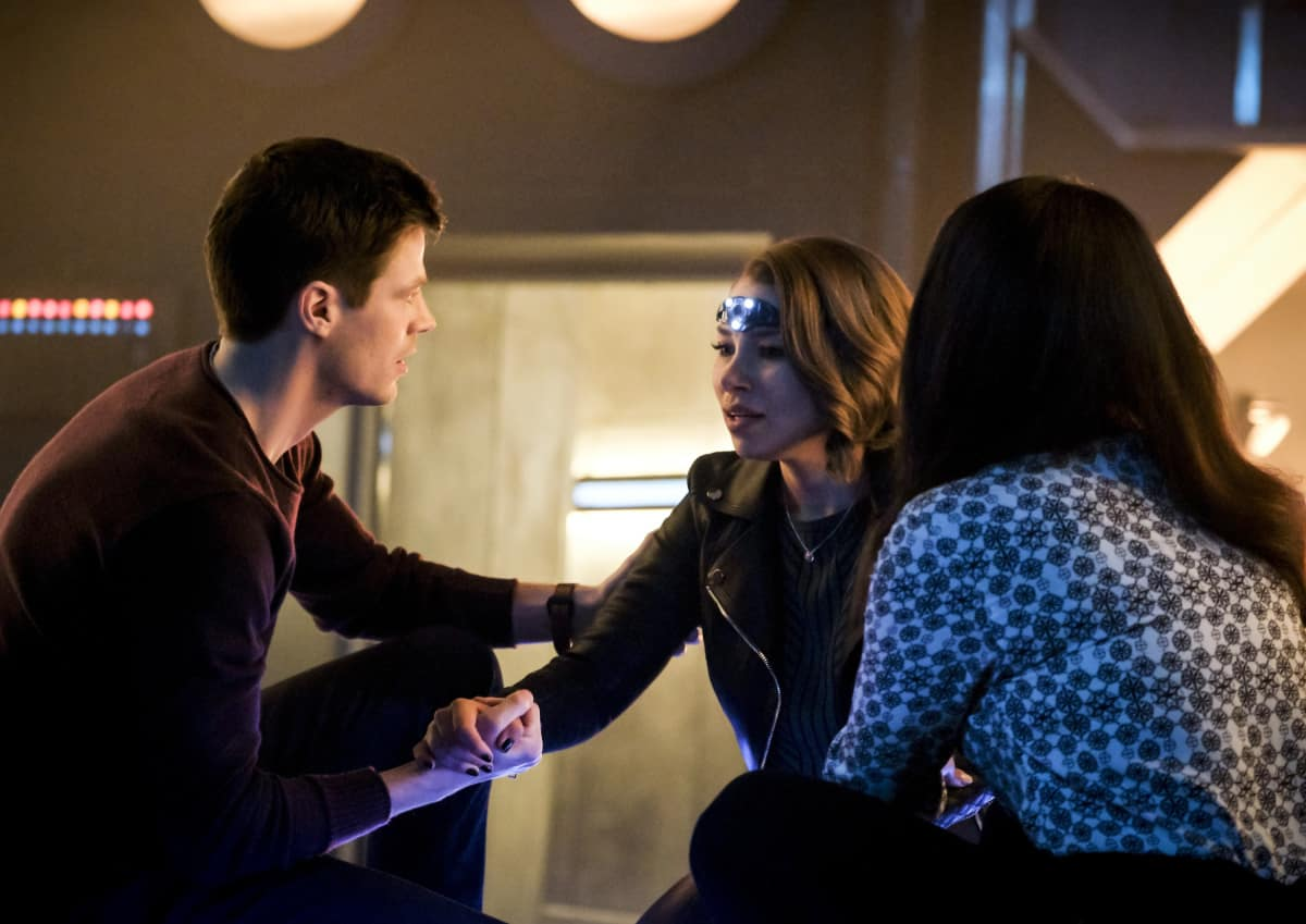 Preview — The Flash Season 5 Episode 21: The Girl with the