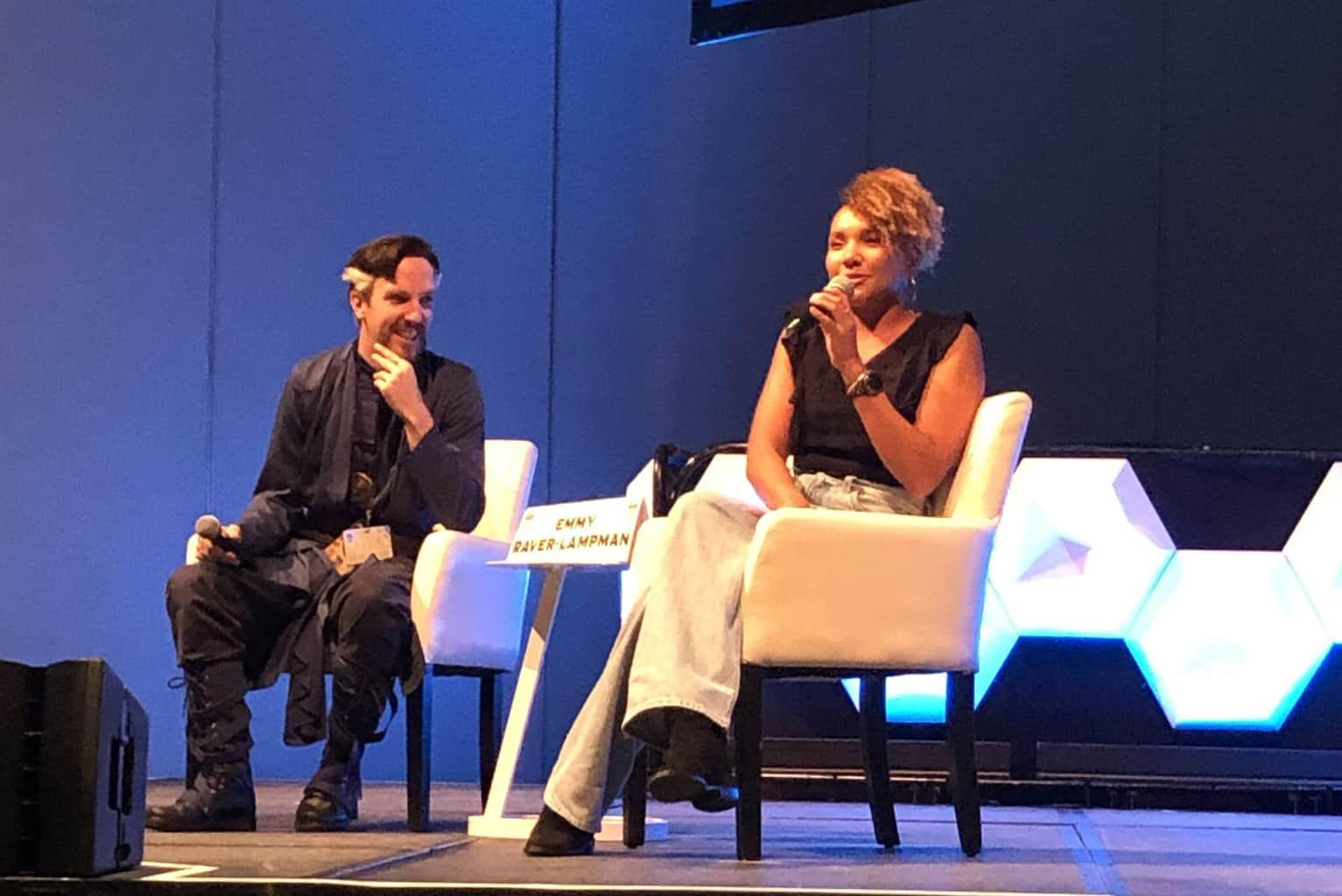 The Umbrella Academy: Emmy Raver-Lampman Talks Allison and Vanya